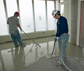 Safe And Sound Poured Floors Services